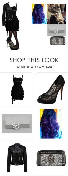 """219"" by captainjessofthesurveycops ❤ liked on Polyvore featuring Vince Camuto, Forever New and Rock Rebel"