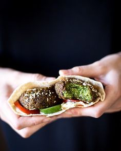 'Taameyya': The original Egyptian Falafel