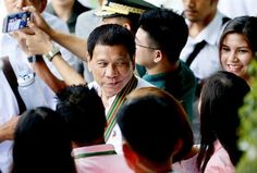 Poll shows majority in #Philippines satisfied with #Duterte (from @AP) #WarOnDrugs #US #EU #UN