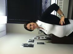 Rebecca is wearing our White Classic! Room To Grow, Pregnancy, Classic, How To Wear, Tops, Women, Fashion, Derby, Moda