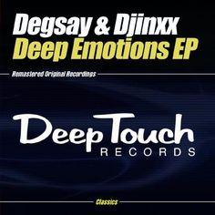 Degsay & Djinxx - Deep Emotions Ep, Black