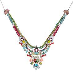 Ayala Bar Hip Collection Spring Summer 2017  Florence Wind Necklace