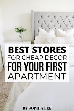 the best stores for cheap apartment decor 2020 College Apartment Bathroom, First Apartment Tips, First Apartment Essentials, Apartment Checklist, Cheap Apartment, Apartment Ideas, Small Apartment Tips, Apartment Kitchen, Baby Changing Tables