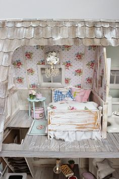 431 Best Dollhouse Bedrooms Images In 2019 Dollhouse Furniture
