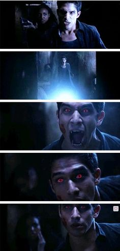 Teen Wolf Season 4 - Scott