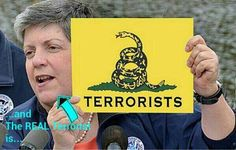 Why worry about NDAA? Because our Communist Government thinks We the People are Terrorists that have no rights.