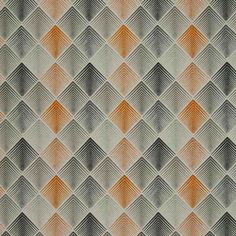Warwick Fabrics : ASPIRE, Colour MANGO