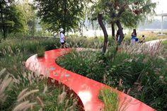 Red Ribbon Park, China