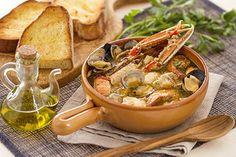 Ricetta Zuppa di pesce - Le Ricette di GialloZafferano.it