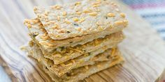 I crackers croccanti della Dieta Dukan – Ricette Dieta Dukan