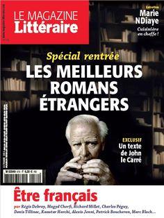 Le magazine Littéraire N° 572 - Octobre 2016