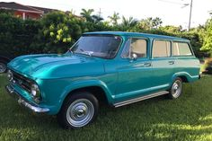 Stylish! Brazilian Chevrolet Veraneio - http://barnfinds.com/stylish-brazilian-chevrolet-veraneio/