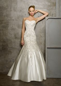 Mori Lee - 2512 - All Dressed Up, Bridal Gown ...THIS MY GOWN!!!!!!!!