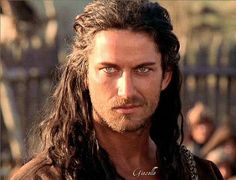 Gerard Butler. Hot, and has an accent? Yes, please!