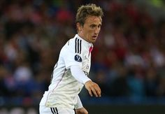 Real Madrid have made my dreams come true,says Luka Modric