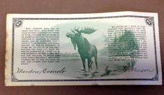 Bull Moose Progressive Party Charter by RedCloverFarmMarket, $50.00