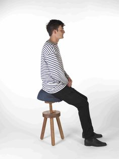 Balance stool by Harry Hope-Morely