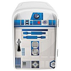 Star Wars R2-D2 4 Liter Thermoelectric Cooler