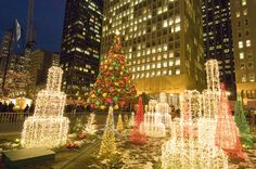 chicago christmas - Fountains of light Visit Chicago, Chicago Hotels, Chicago Travel, Chicago Restaurants, Chicago Trip, Chicago Christmas, Christmas Travel, Christmas Photos, Christmas Trips