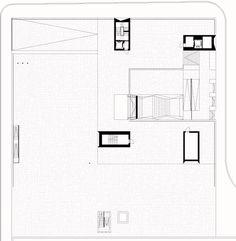 Palácio de Justiça_Gouveia_Plan01 Dezeen, Floor Plans