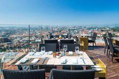 amazing rooftops porto 17 restaurant bar