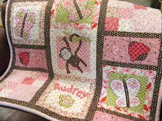 ladybug quilt patterns - Google Search