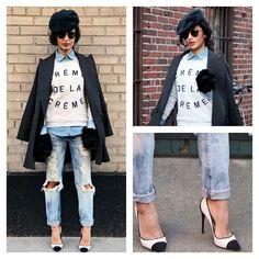 da shoes...again!!   Pose by nausheenshah