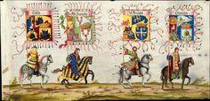 Artist: various, Title: »Triumphzug Kaiser Maximilians« Page 41, Date: 1526
