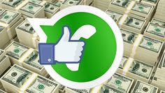 Compra de WhatsApp resulta US$3 mil millones más cara para Facebook. DETALLES: http://www.audienciaelectronica.net/2014/10/07/compra-de-whatsapp-resulta-3-mil-millones-mas-cara-para-facebook/