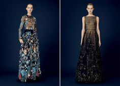 Valentino's Cosmo Collection Is Out Of This World