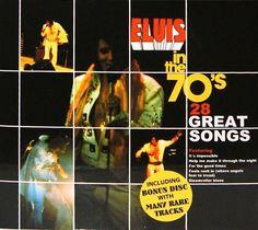 Elvis In The 70´s - 28 Great Songs