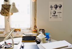 Adorable Workspace | Sandra Juto