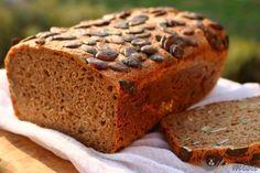 Celožitný kváskový chléb | Míša Sedláčková