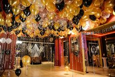 Photo of Brooklyn Party Space - Brooklyn, NY, United States. Brooklyn Party Space goes Gatsby!! Experience the glitz of Roaring 20's with our Great Gatsby theme party package :D