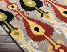 I pinned this from the Ikat Decor - Vibrant Furniture, Rugs & Pillows event at Joss & Main!
