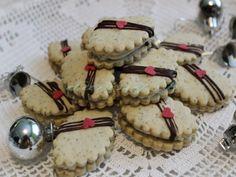 Italian Cookie Recipes, Italian Cookies, Baking Recipes, Christmas Sweets, Christmas Cookies, Czech Recipes, Cookie Jars, Cake Cookies, Sweet Tooth