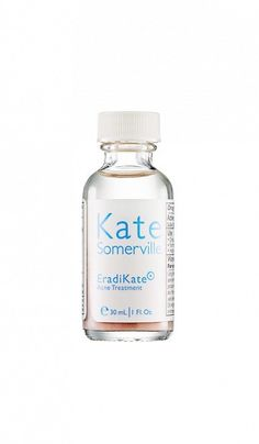 Helps clear blemishes. // EradiKate Acne Treatment by Kate Somerville