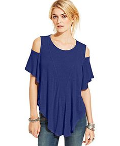 Free People Cutout Top
