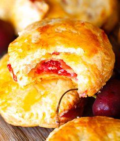Cherry Hand Pies Recipe - RecipeChart.com
