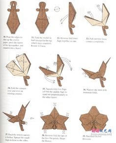 Detailed origami flower instructions origami pinterest origami origami orchid part 2 mightylinksfo