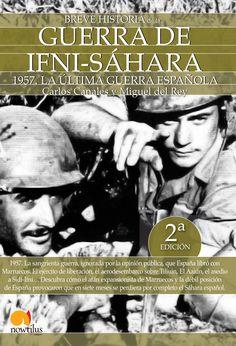 Portada de Breve historia de la Guerra de Ifni-Sáhara
