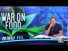 Alex Jones : HIV Corn & SpiderGoats 2015