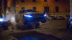 """Learn 10 cool facts about the Aston Martin and the new James Bond """"Spectre"""" movie right here from the experts at Motor Trend. Aston Martin Db10, Architectural Digest, Spectre 2015, The Spectre, Porsche, Audi, New 007 Movie, Mercedes Benz, Cars"""
