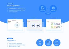 EBS Play – UX Guideline & App Design | pxd, inc. Ui Ux Design, Layout Design, Cosmetic Web, Brand Guide, Poster Layout, Ui Elements, Editorial Design, Packaging Design, Infographic
