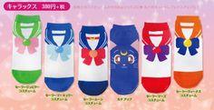 sailor scout socks