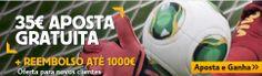 Como conseguires um bónus até 1035€ com apostas desportivas