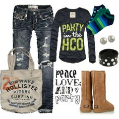 Hollister outfit 2012 3