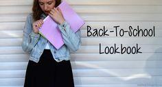 Sophie's Spot: Back To School Lookbook