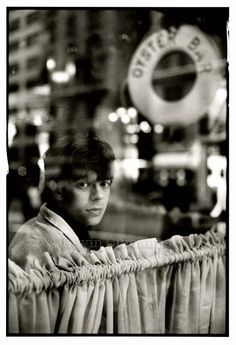 Ian McCulloch / Echo and the Bunnymen. Solo in New York December 1991.