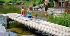 Schwimmteiche liegen im Trend und finden immer mehr Anhänger. Auch für kleinere…